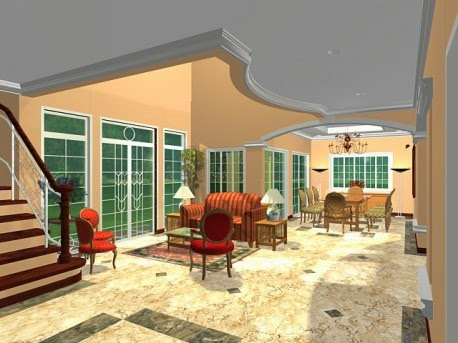 Spanish Home Plan Ideas