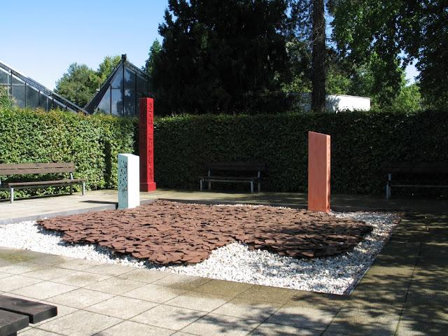 Ogród botaniczny we Frankfurcie - Palmengarten Frankfurt.