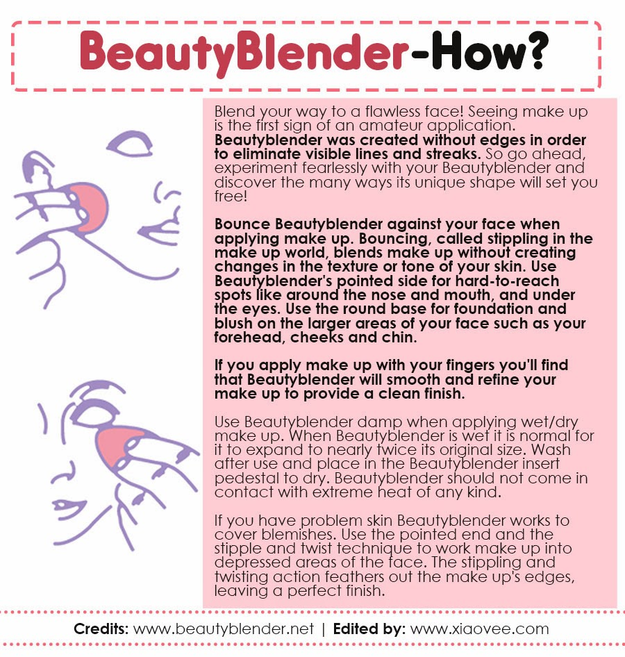 As Far As I Know, Beautyblender Is The First Pioneer For Unique Makeup  Sponge In How To Apply Green
