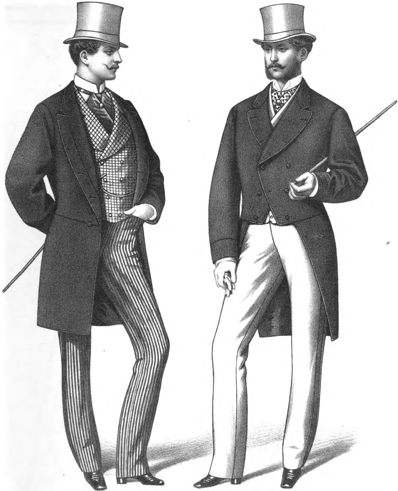 ... Historical Tidbits: 1868 Fashion Part 3