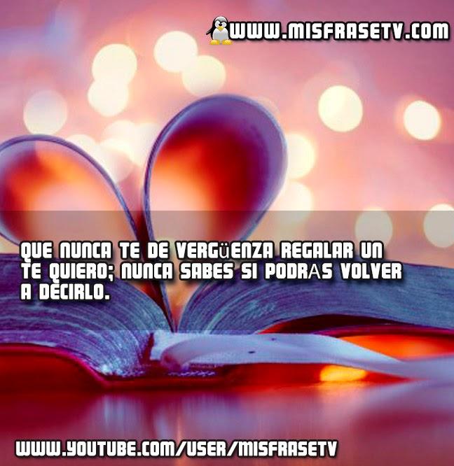 Frases Te Quiero, Postales con Frases te quiero,
