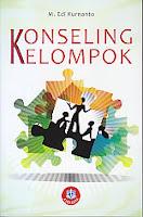 toko buku rahma: buku KONSELING KELOMPOK, pengarang edi kurnanto, penerbit alfabeta