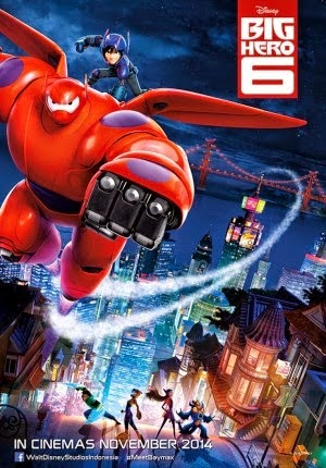 Big Hero 6 Subtitle Indonesia Download Bluray