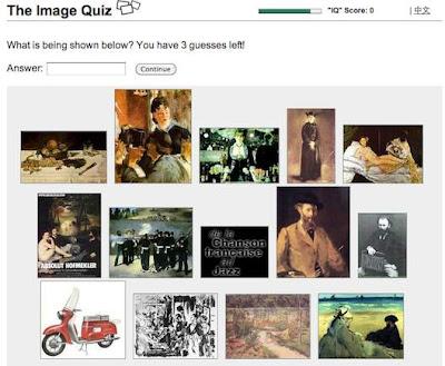 Google Image Quiz