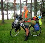 Kesä 2013 matkapyöräilyni