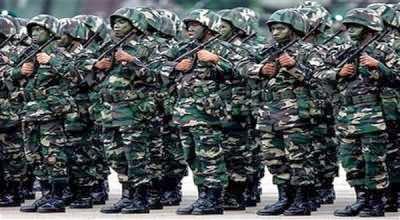 Gaji prajurit Malaysia 20 kali lipat TNI