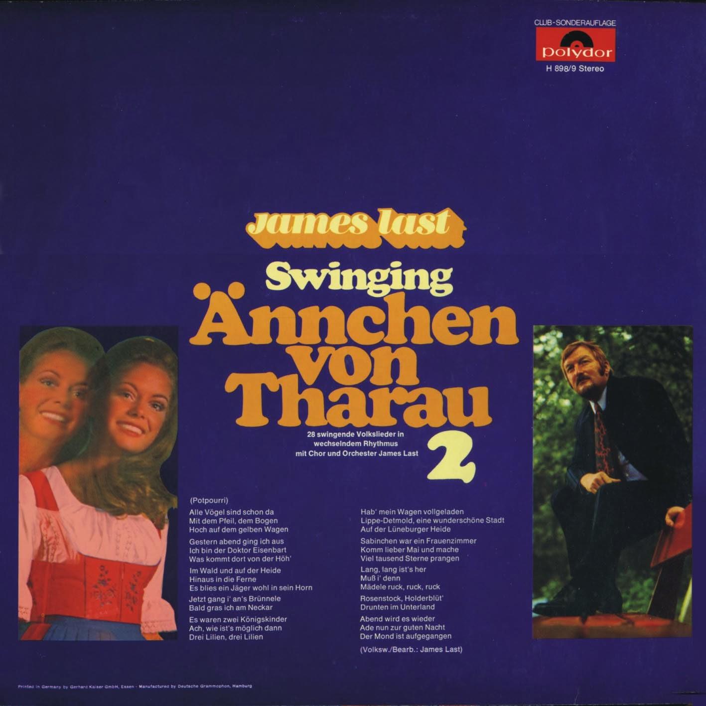 Swinging james last