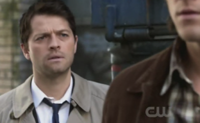 6x22 - The Man Who Knew Too Much sam castiel