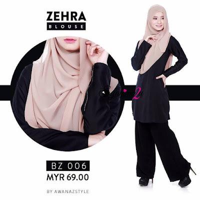 Zehra-Blouse-BZ006