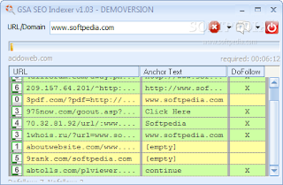 Download GSA SEO Indexer 1.94