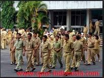 Tahun 2015 Pemprov DKI Jakarta  Menaikkan Gaji Fantastis Bagi PNS