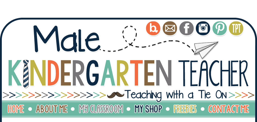 Male Kindergarten Teacher