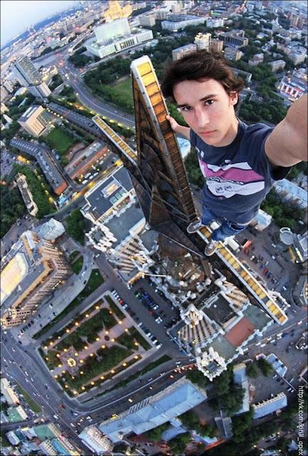 selfie paling nekat dan paling berani-4