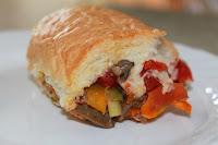 Veggie Hero Sandwich