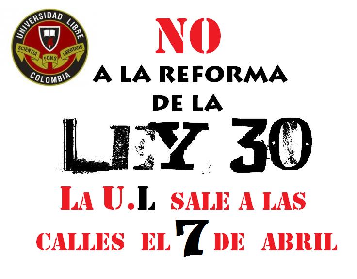 30 de la ley 30 84: