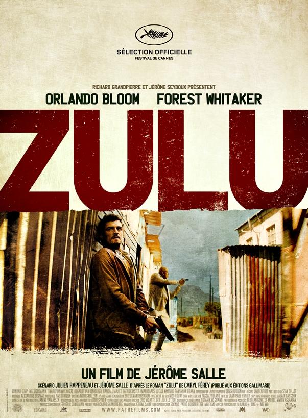 Zulu póster