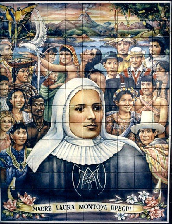 First Colombian Saint: Maria Laura Montoya Upeghi