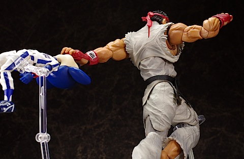 Play Arts Kai Ryu