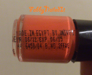 Cybele Egyptian nail product
