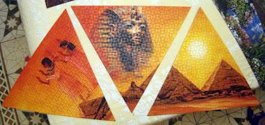 EGIPTO (Tríptico)