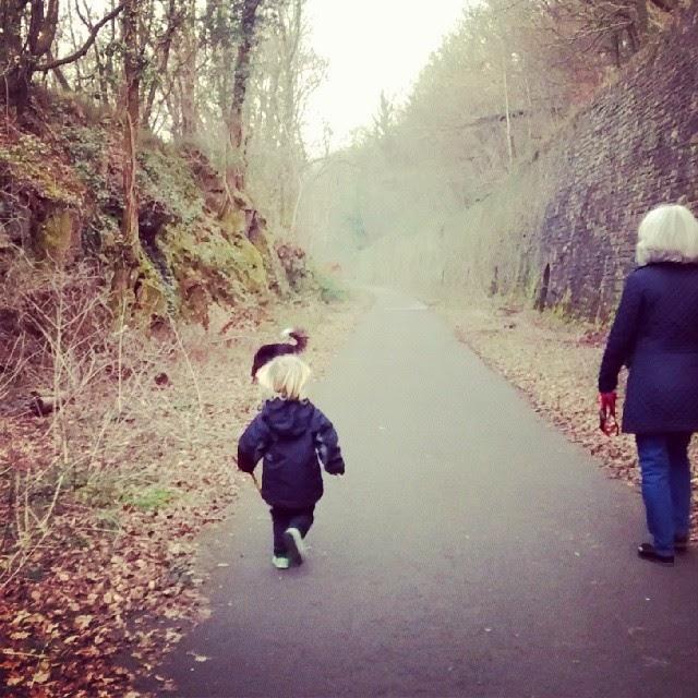walking adventure