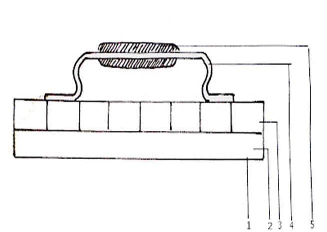 Struktur canting Cap