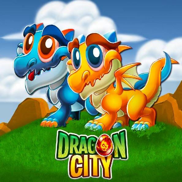 imagen de la oferta del dragon gemelo de dragon city