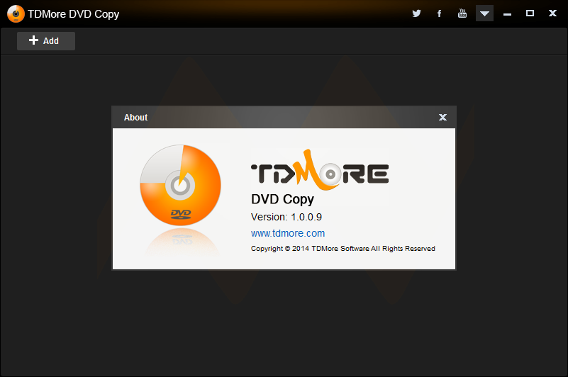 TDMore DVD Copy 1.0.0.9 Full Serial