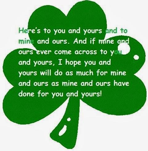 Irish quotes irish sayings irish jokes more for Funny irish sayings for st patrick day