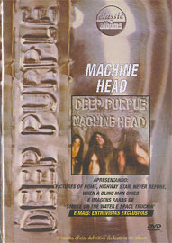 DVD Machine Head da banda Deep Purple
