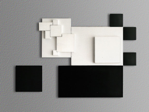Arte en el siglo xx minimal art for Minimal art 1970