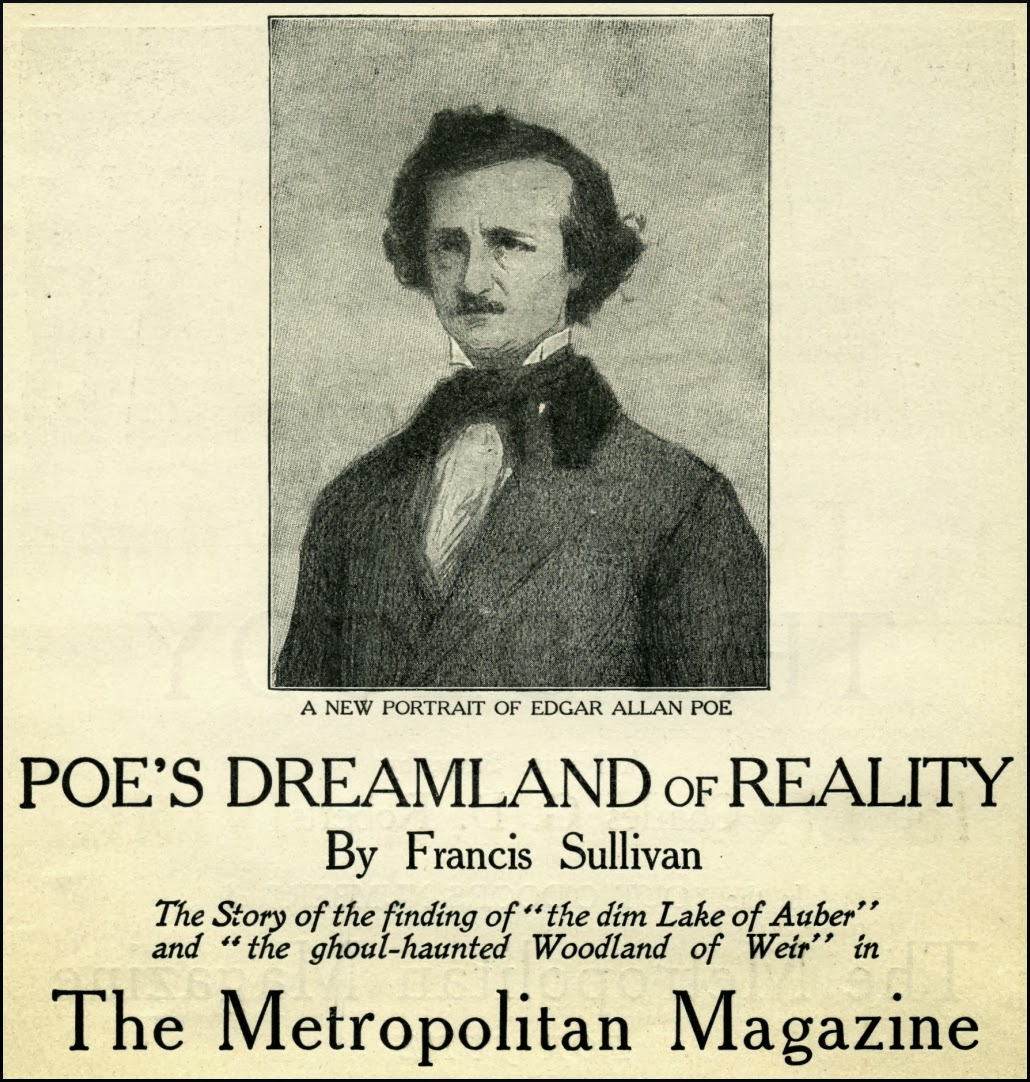 a biography of edgar allan poe 1809 1849 Edgar allan poe was born on january 19, 1809, in boston, massachusetts his father, named david poe jr, and his mother, named elizabeth arnold.