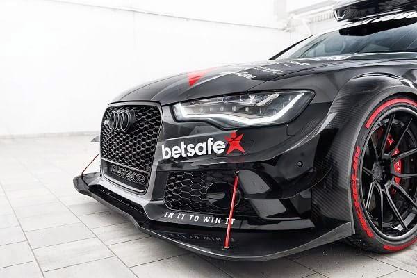 Audi RS6 Avant by Jon Olsson