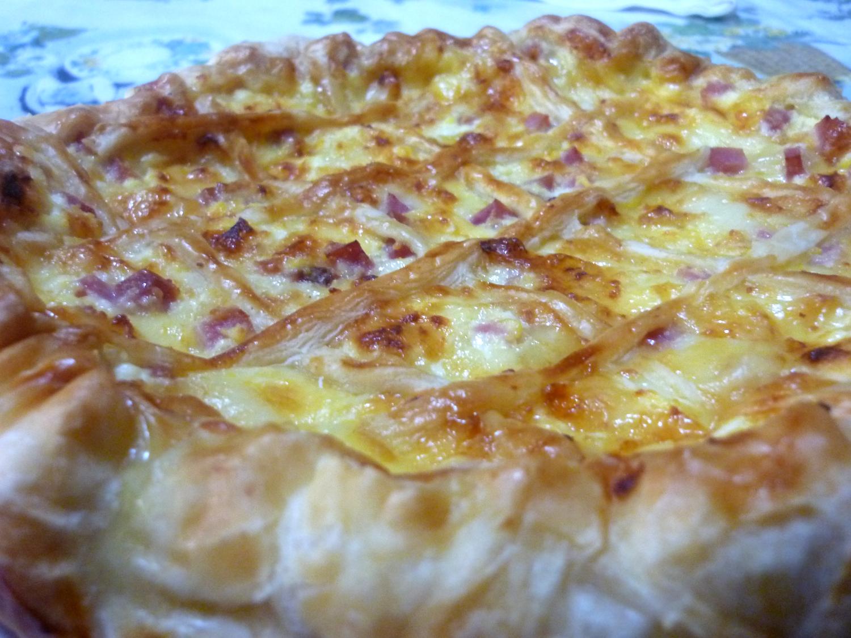 Top Silvi's Kitchen: Pizza piena (ricetta per una torta salata ripiena  IZ03