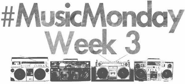 #MusicMonday Music Monday Favourite Tracks Track of the week playlists spotify soundcloud