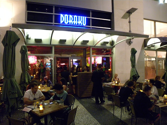 Restaurant Doraku Miami Beach