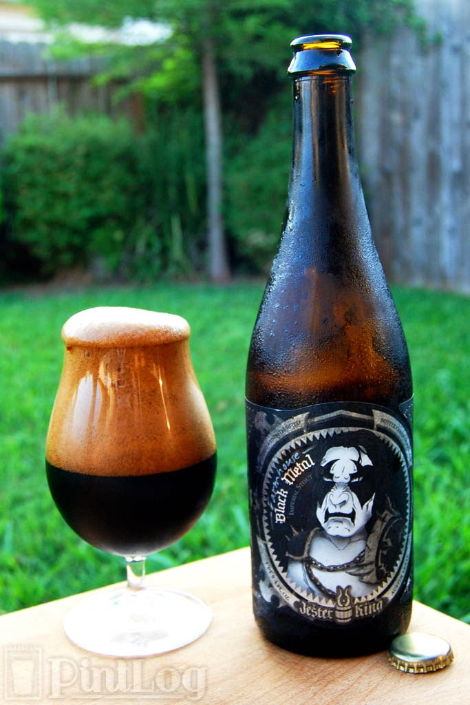 Jester King Black Metal Farmhouse