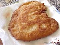 Condon bleu frito
