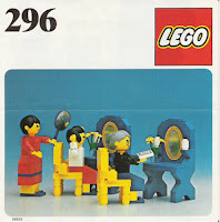lego hair salon