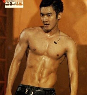 Siwon Hot Sixpack
