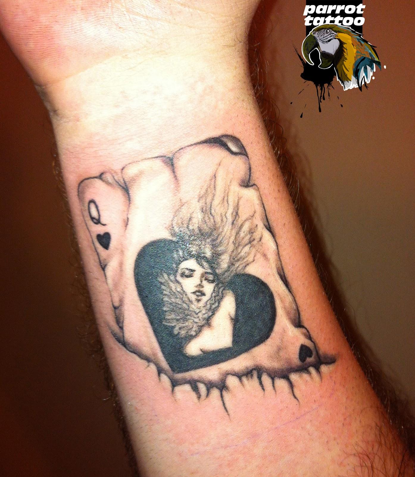 İlginç dövmeler