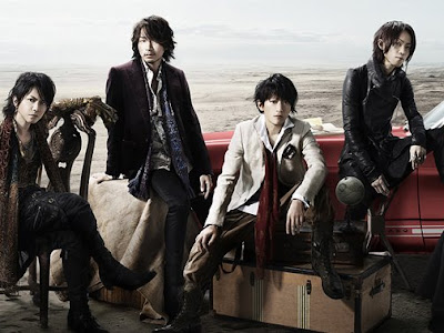 L'Arc~en~Ciel : New Look 2012