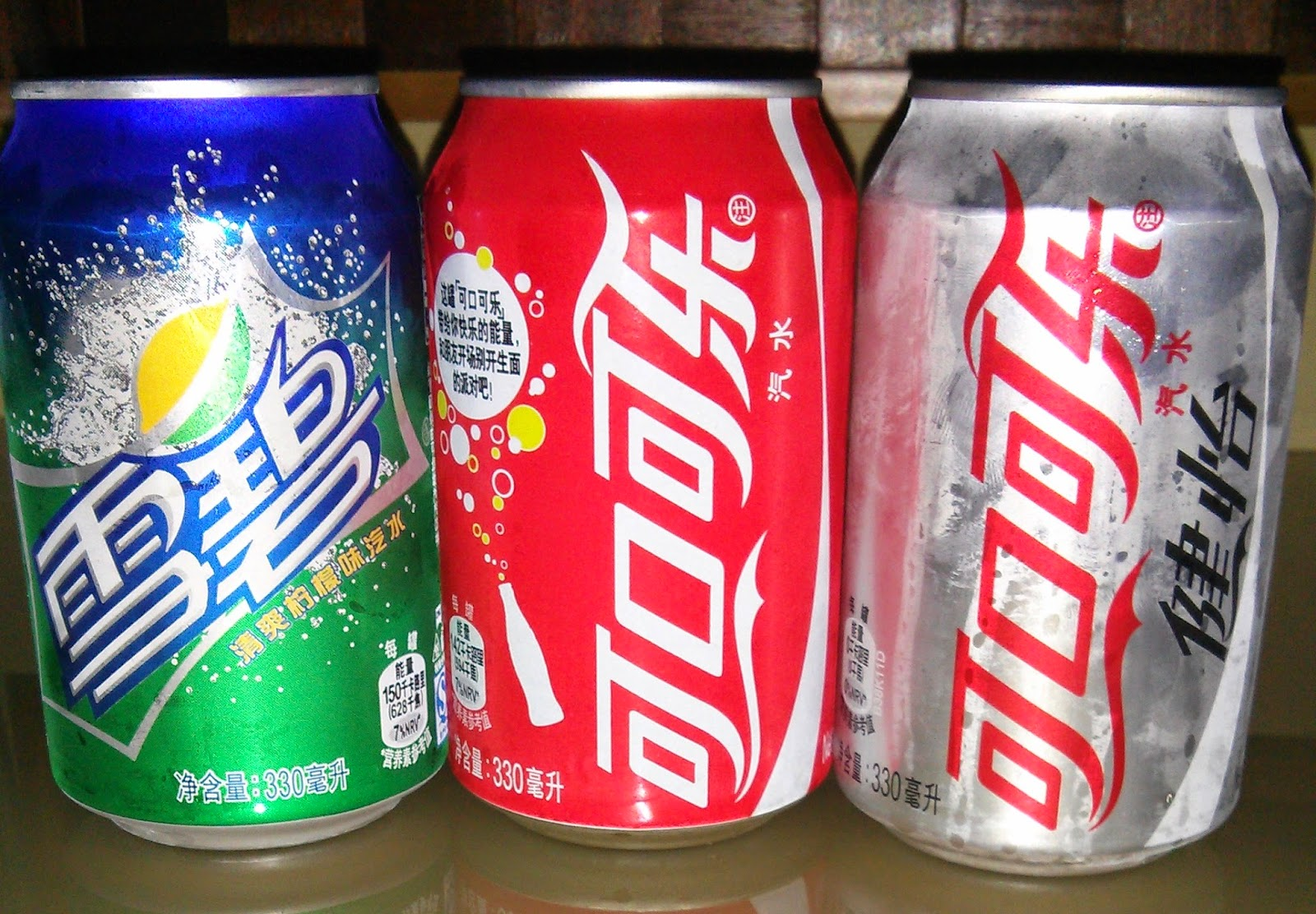 Chinese Coke Products