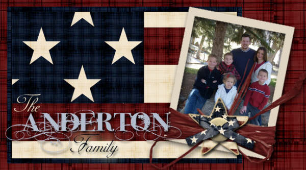 The Anderton Family