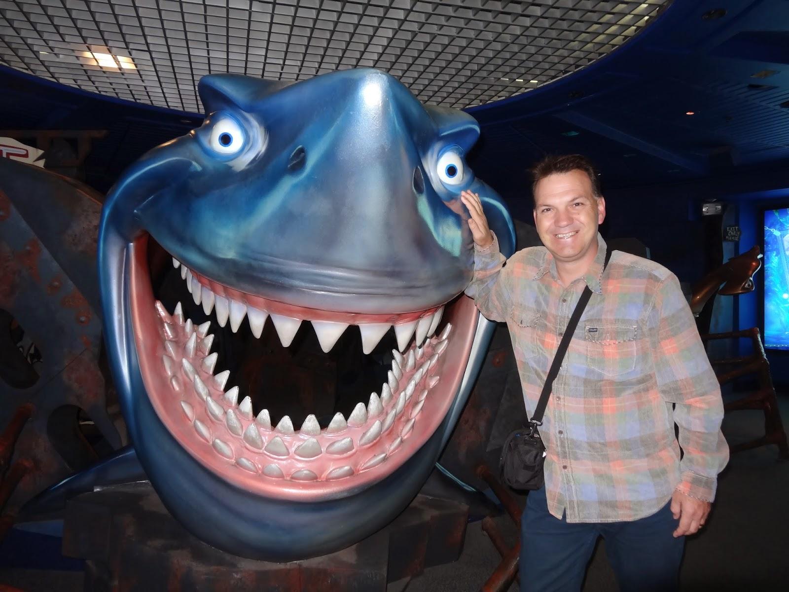 Disney's Epcot - The Living Seas