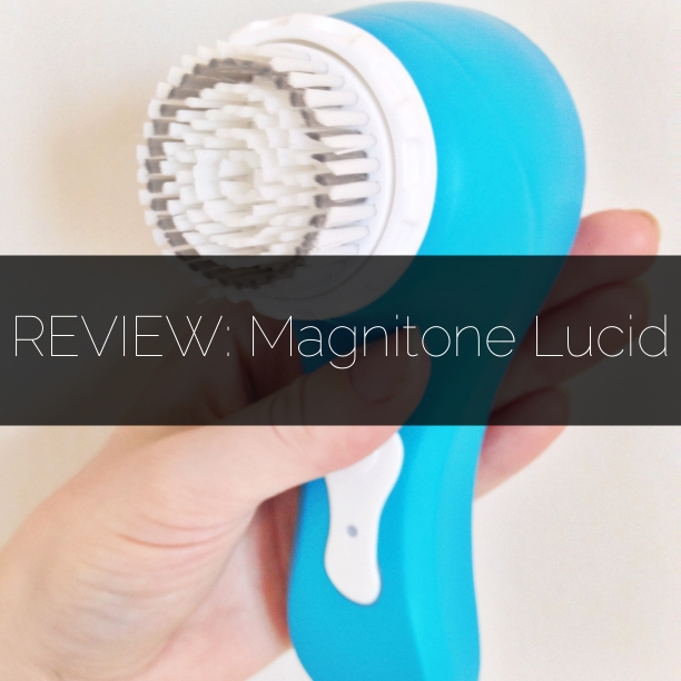 Blue magnitone lucid cleanser review