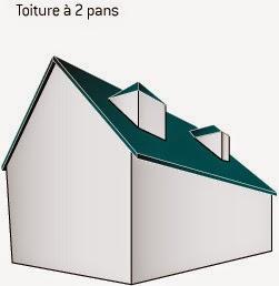 Le metier de couvreur ao t 2014 - Toiture 4 pans ...