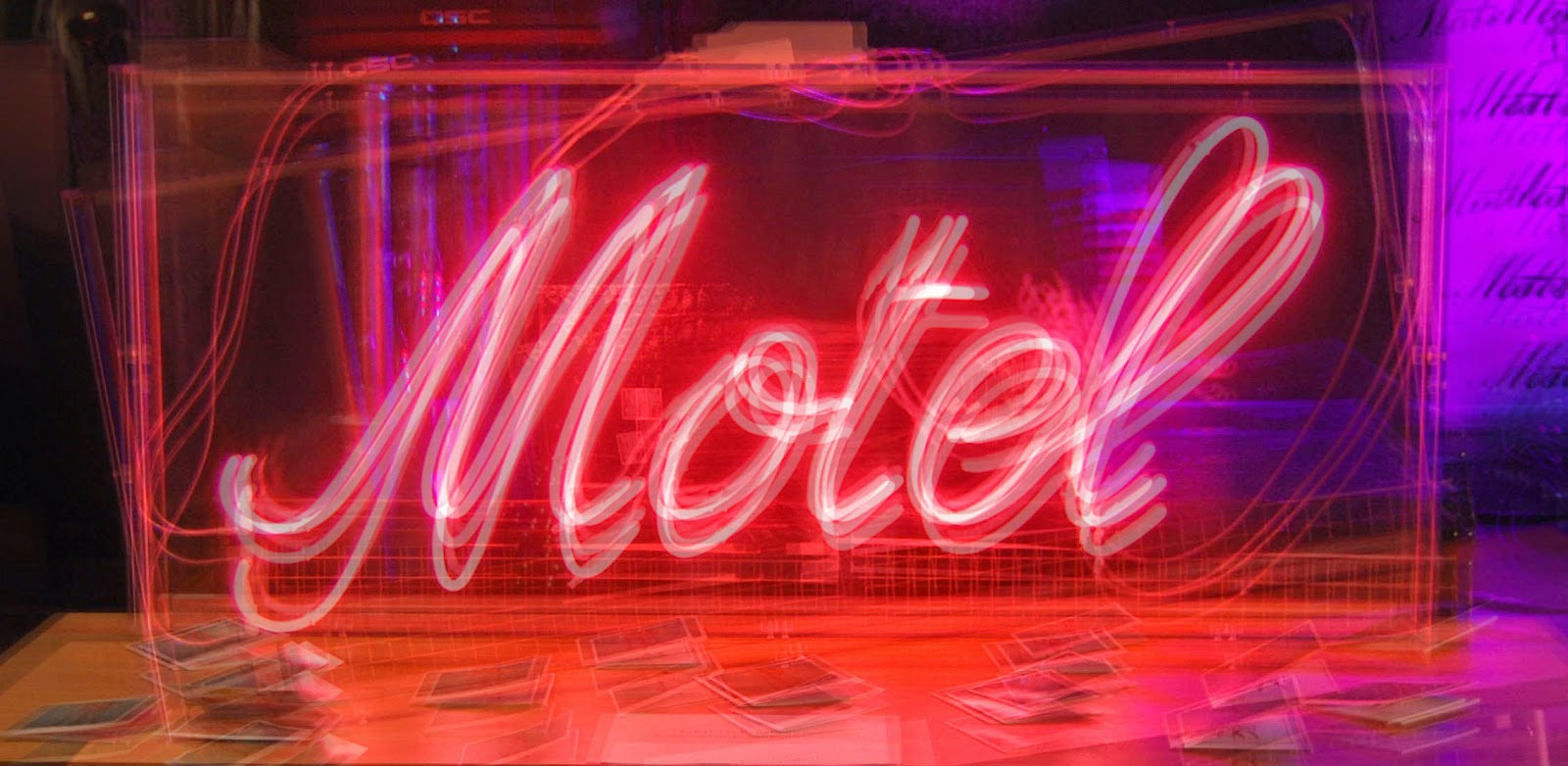motel rocks party logo