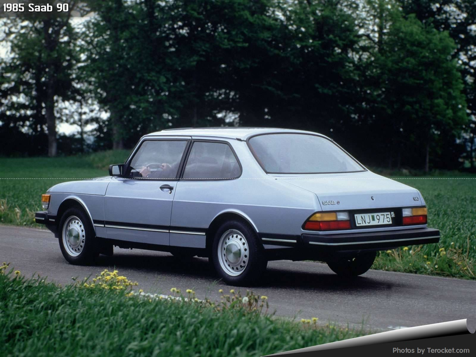 Hình ảnh xe ô tô Saab 90 1985 & nội ngoại thất