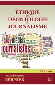 3e édition de Éthique et déontologie du journalisme